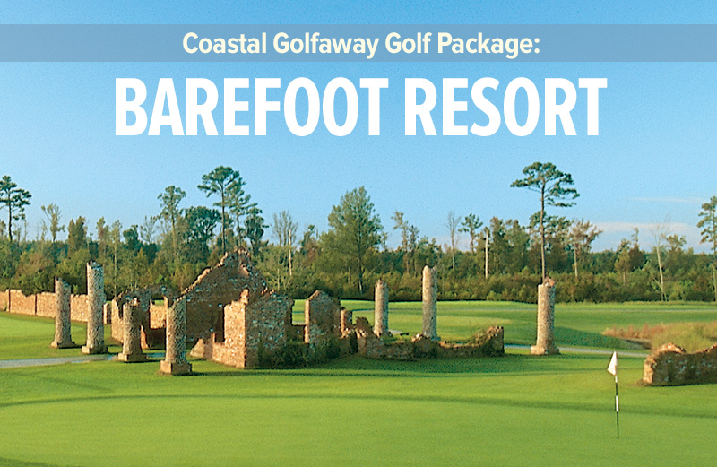 Barefoot Resort Golf Package