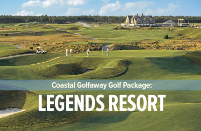 Legends Resort Coastal Golfaway Golf Package