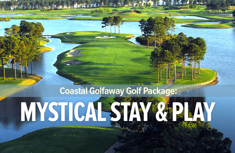 The Mystical Stay and Play Golf Package